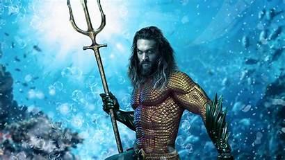 Aquaman Jason Momoa King Seas Seven Wallpapers