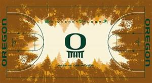 Oregon Basketball Court Brings Outdoor Wonders to the