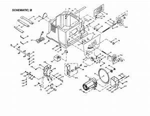 Craftsman 137248100 Table Saw Parts