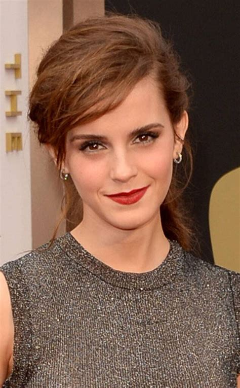 Emma Watson From Best Beauty The Oscars News