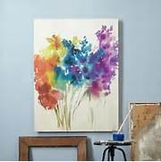Diy Wall Canvas Ideas by 10 Easy DIY Canvas Art Ideas For Beginners DIY To Make
