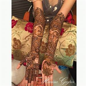 10 Mumbais Best Mehndi Artists You Should Hire For Your