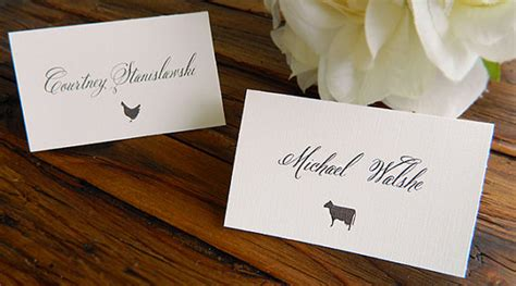place card food icons images wedding meal icon clip art beef wedding place cards food