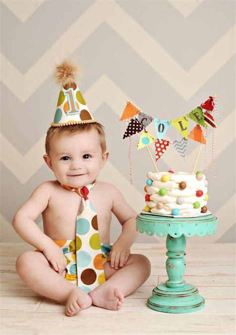 vintage boys  birthday baby boy toddler cake smash