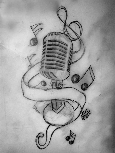 Music Tattoos Designs, Ideas and Meaning   Tattoos For You