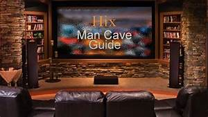 The Ultimate Man Cave Guide, Ideas, How to & Must-haves