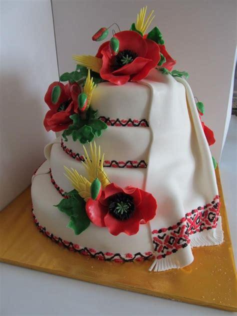 ukraine cake wedding cakes pinterest beautiful