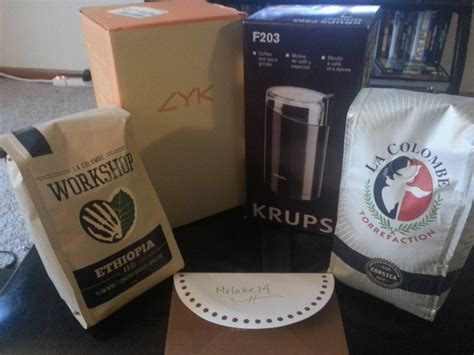 It's just not going to taste very good, or much like coffee at all for that. Amazing French press kit and delicious DC beans! - Coffee & Tea 2015 - redditgifts