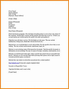 10+ wrong invoice explanation letter | Free Invoice Letter