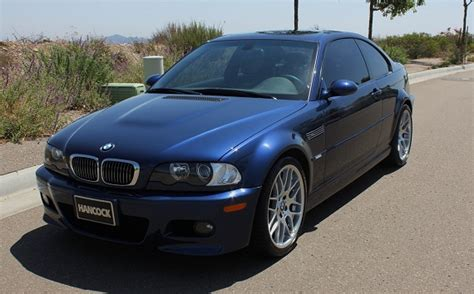 Bmw Germany Price by 2004 Bmw M3 With 16 000 German Cars For Sale