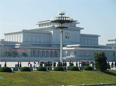 Kumsusan Memorial Palace - Pyongyang