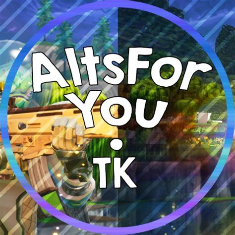 Fortnite Account Generator Altsforyou Tk - Get Free V ...