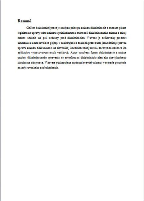 Z Resume by Resum 233 Vzor Pisanieprac Sk