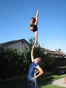 The gallery for --> Needle Cheer Stunt
