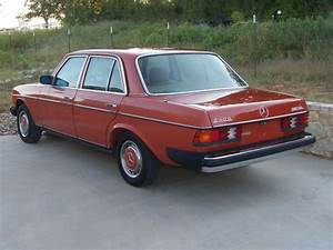 Buy Used 1981 Mercedes 240d 4