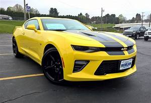 2016 Chevrolet Camaro Ss W  2ss Start Up  Complete Tour