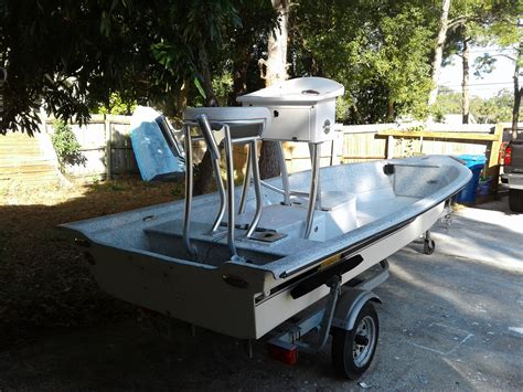 Skiff With Tower by Sold Expired Project Microskiff Mini Tower Microskiff