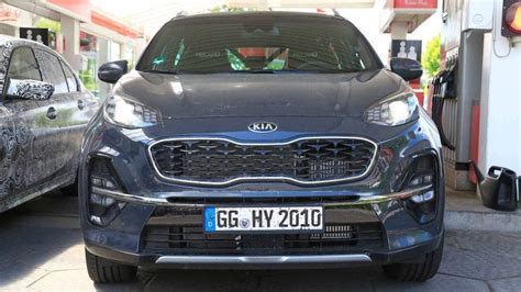 kia sportage facelift price release date interior