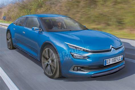 Citroen Neuheiten 2020 by Citroen C5 To Be Reborn In Futuristic Style Auto Express