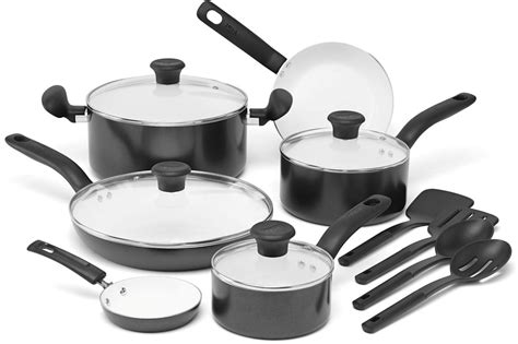 cookware material comparison stainless steel  nonstick