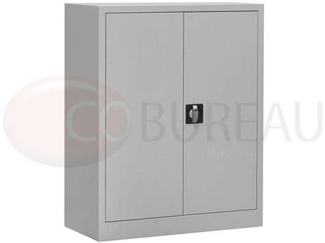 armoire m 233 tallique basse 224 portes battantes
