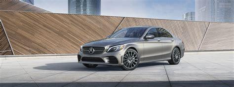 2019 Cclass Sedan Mercedesbenz