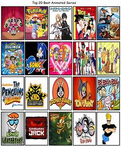 Top 20 Serien : my top 20 best animated series reuploaded by beewinter55 on deviantart ~ Eleganceandgraceweddings.com Haus und Dekorationen