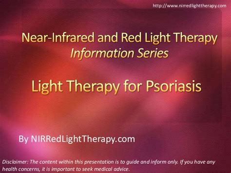 light treatment for psoriasis light therapy for psoriasis nirredlighttherapy com