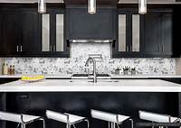 modern kitchen backsplash MODERN BACKSPLASH IDEAS   Mosaic, Subway, Tile ...