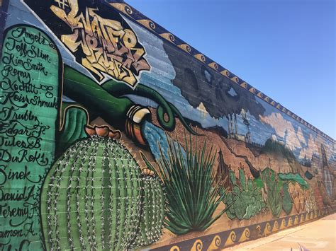 Mustsee Murals In Phoenix El Mac, Cheyenne Randall, Jeff. Senior Sport Banners. Inspirational Community Murals. Queen Car Stickers. Current Address Labels. Background Design Banners. Site Banners. 4.16 Lettering. Boho Stickers
