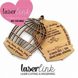 wooden wedding invitations laserlink With wedding invitations made of wood