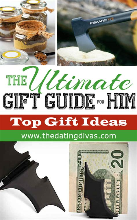 the ultimate christmas gift guide for him