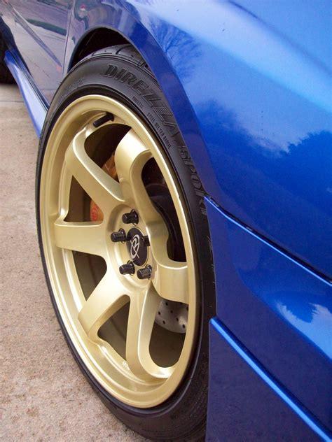 subaru impreza wrx sti custom wheels rota grid