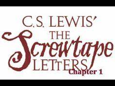 1000 images about screwtape letters on pinterest With cs lewis screwtape letters audiobook free