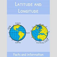 Latitude And Longitude Facts & Information Kidskonnect