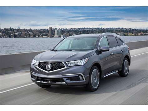 2019 Acura Mdx Hybrid Prices, Reviews, And Pictures