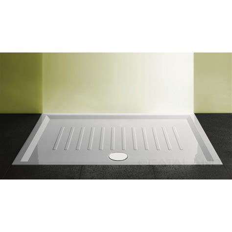 installazione piatto doccia filo pavimento piatto doccia 120x70x6 in ceramica verso catalano