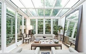 Wintergarten Einrichtung Modern : wohnwintergarten gestalten und in eine gem tliche glasoase ~ Michelbontemps.com Haus und Dekorationen