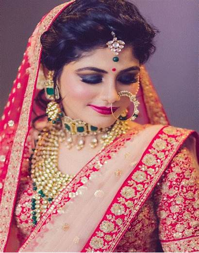 Bridal Makeup Looks Season Latest Smokey Eyes