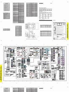 Esquematico Sistema Elect Rico Cat Cat 236b2