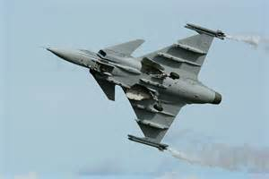 Saab Fighter Jets