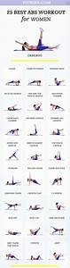 25 Best Ab Workouts for Women - Top Ab Exercises for 2018 ...