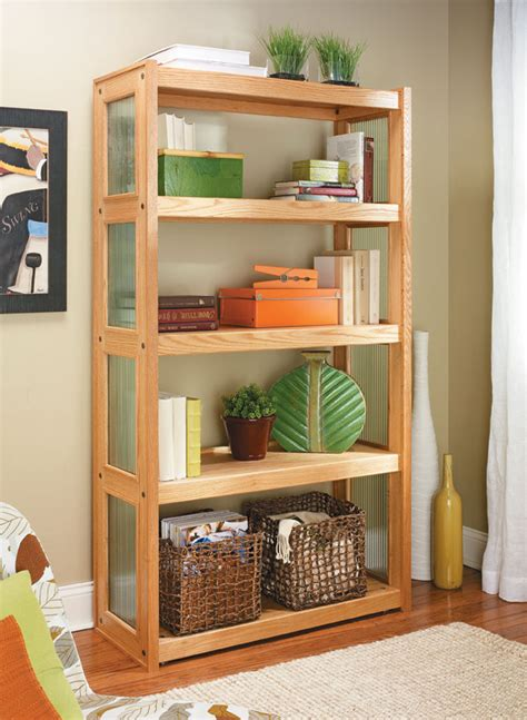 knock  bookcase