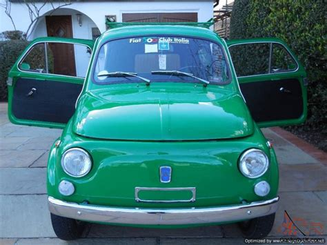 Fiat 500 Owners by Fiat 500 Furgoncino Lhd 1973 21k 4
