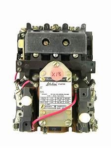 11200k1ccn Westinghouse  Eaton  Cutler Hammer Lifeline Series Oem Motor Starter Type N  Non