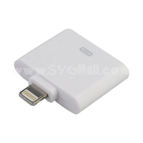 converter for iphone lightning 8 pin to 30 pin sync charger converter adapter