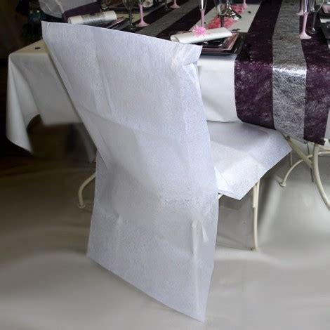 housse de chaise jetable pas cher housse de chaise mariage discount housse de chaise