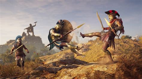 Assassin's Creed Odyssey Handson Impressions  Attack Of