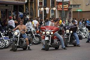 78th Sturgis Motorcycle Rally Revs to a Powerful Start ...