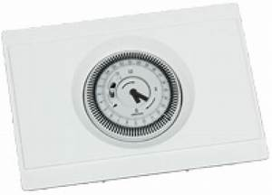 Ideal Vogue 24hr Mechanical Timer 208445